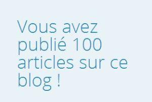 100 articles